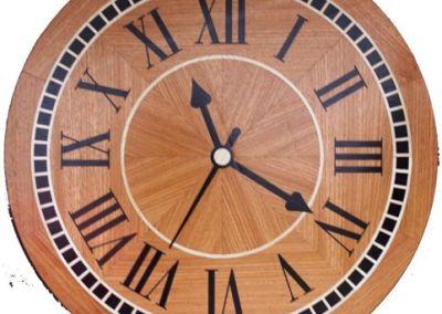 intarzije_medaljon_Stara vura- Old watch