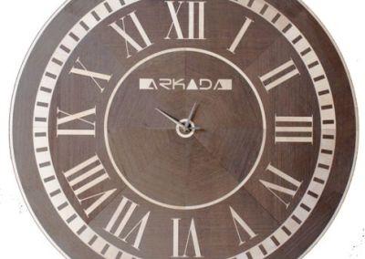 intarzije_medaljon_Stara vura arkada- Old watch arkada_1